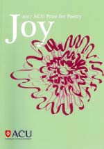 2017 ACU Prize for Poetry Joy