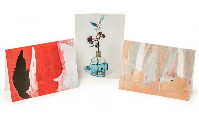 ACU gifts contemporary cards